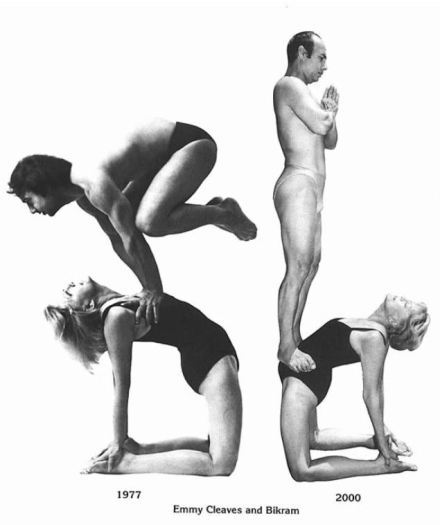 """""""Yoga maintains youth long."""""""